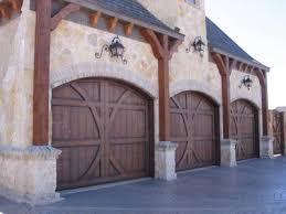 Barn Garage Doors Wood Garage Doors Lovetoknow