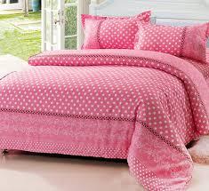 Polka Dot Bed Set Classic Polka Dot Duvet Cover All Blue Green Yellow Pink Polka Dot