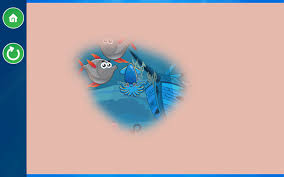 ocean fish scratch u0026 color for kids u0026 toddlers android apps