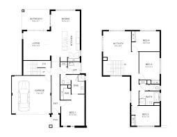 narrow lot house plan narrow lot house plans perth gorgeous 2 storey narrow lot homes