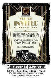 gatsby birthday invitations free printable invitation design