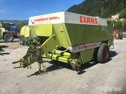 used claas quadrant 1200 rc square balers year 1995 price