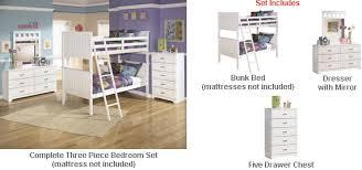 Bunk Bed Bedroom Set Buy Direct Lulu Bunk Bed Bedroom Set Buy Direct