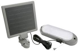 Led Lights Amazon Designers Edge L 949 10 Led Rechargeable Solar Panel Shed Light