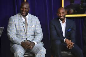 los angeles lakers are shaquille o u0027neal and kobe bryant best duo