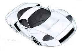 supercar drawing the supercar by vertualissimo on deviantart