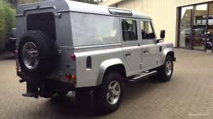 land rover defender 2010 2010 land rover defender 110 td xs utility wagon youtube