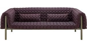 ligne roset canapé ruché upholstery designer inga sempé ligne roset