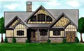 craftsman home design 4 bedroom house plan craftsman home design by max fulbright