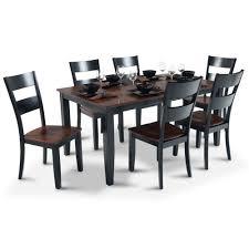 bobs furniture kitchen table set bobs furniture dining table 7 set bob s