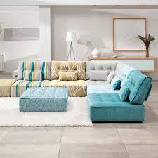 le canapé le canapé modulaire bas salon inspirations décoration et