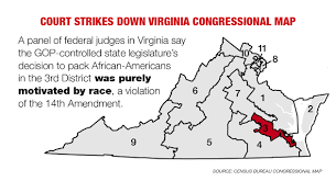 New York District Court Map by Court Strikes Va Congressional Map Politico