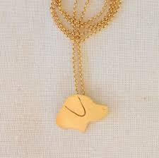 custom charm necklaces custom pet silhouette charm necklaces by moni dog dog milk