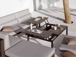 coffee tables that turn into tables converting coffee table smart furniture