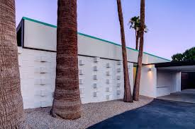 swanky palm springs midcentury pad by donald wexler wants 599k