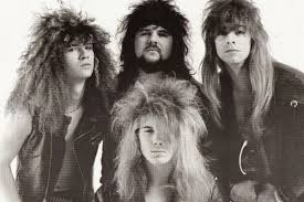 metal hair in defense of hair metal march shredness