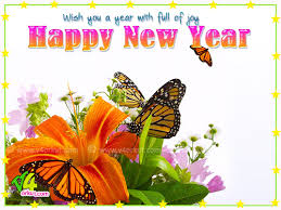 New Year Invitation Card Happy New Year 2012 Cards Animated New Years Cards With Butterfly