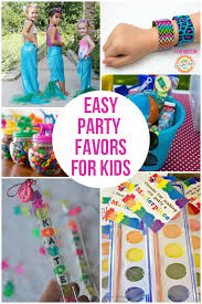 Easy Favors by Easy Birthday Favors