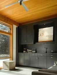 Black Kitchen Cabinet Paint by Kitchen Cabinet Paint Colors Ideas Black Painted Kitchen Cabinet