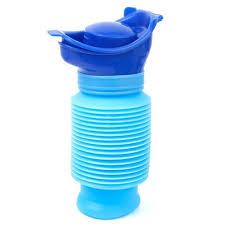 pot de chambre de la 750ml pot de chambre portable de voiture enfants pour voyage bleu