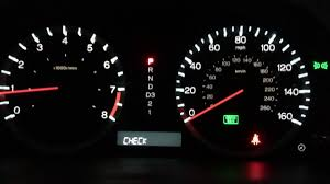 2010 honda accord check engine light honda fuel cap check error message check engine light youtube