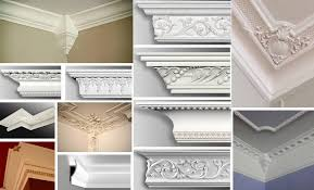 diy molding 30 diy adhesive ceiling mount crown molding archishere