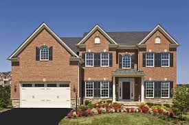 new remington place home model at fairwood bowie in md nvhomes