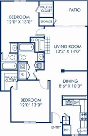 2 Bedroom Floor Plans by 1 U0026 2 Bedroom Apartments In Charlotte Nc Camden Fairview