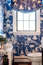 bathroom wallpaper classics atticmag
