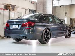 lexus isf vs bmw 550i the awe tuning bmw f10 m5 touring edition exhaust available now