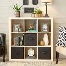 Cube Bookshelves Better Homes And Gardens Cube Organizer Can Use For Tv Bookshelf