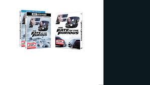 fast u0026 furious movies own it now 4k ultra hd blu ray dvd
