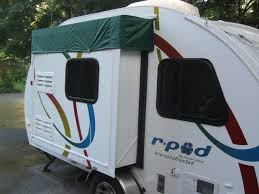 Awnings For Rv Slide Outs Channel Over Slide Out R Pod Nation Forum Page 1