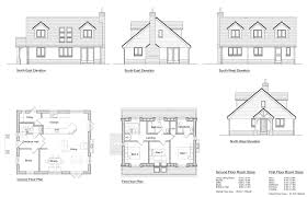 Floor Plan With Roof Plan Decor U0026 Tips Chic Chalet Dormers For Home Building Plan With