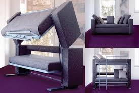 surprising sofa that folds into a bunk bed tags sofa that turns