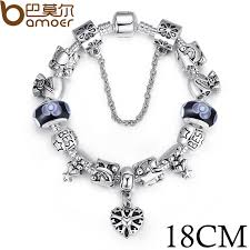 charm bracelet european images Bamoer top sell european charm bracelet for women with heart jpg