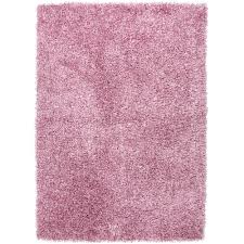Light Pink Rugs For Nursery Pink Shag Rug Little Crown Interiors