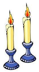 shabat candles kabbalat shabbat congregation beth shalom