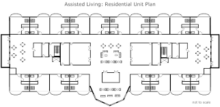 floor plans for assisted living facilities medical facilities floor plans of common facilities health
