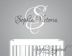 Baby Nursery Wall Decals Canada Best Baby Name Decals For Nursery Gofunder Info