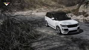land rover discovery modified range rover veritas by vorsteiner the land rover center