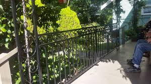 Decking Banister Railings Deck Ace Iron Works
