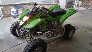 kawasaki kfx400 atv motorcycles for sale