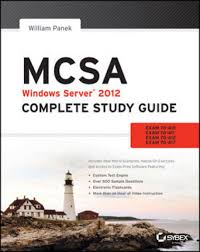 mcsa windows server 2012 complete study guide buy mcsa
