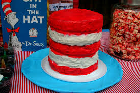 dr seuss cake ideas dr seuss party
