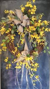 forsythia wreath forsythia wreath wreath forsythia wreath wreath by ezpass