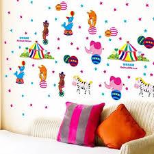 chambre cirque 2016 chambre d enfant décoration cirque transparent