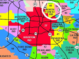 houston map districts houston school district map uptowncritters