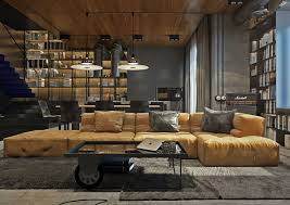 home designing industrial style living room design the essential