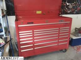 Custom Tool Cabinet Armslist For Sale Matco 3 Bay 22 Drawer Tool Chest With Extras